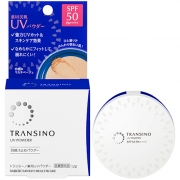 TRANSINO Medicated UV Powder, Пудра UV SPF50 PA++++  12 г
