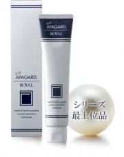 APAGARD Royal, Лечебная зубная паста с наночастицами гидроксиапатита 135 г