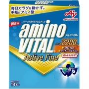 Ajinomoto Amino Activ Fine 2200, Амино Витал Актив Файн 2200 14 саше-пакетов