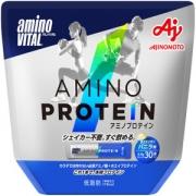 Ajinomoto Amino Protein, Амино Протеин со вкусом ванили 30 саше-пакетов