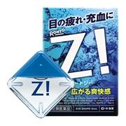 ROHTO Z!, Глазные капли освежающие 12 мл