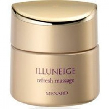 MENARD Illuneige Refresh Massage cream, Массажный крем для лица 150 г